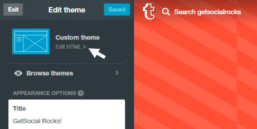 18 tumblr edit html